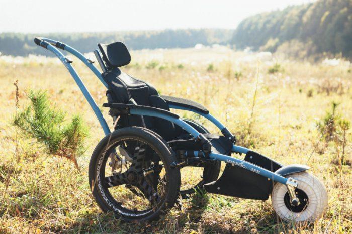 アウトドア車椅子HIPPO