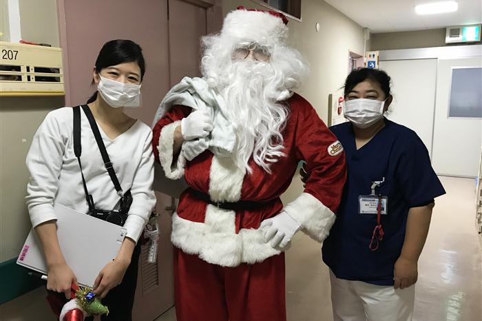 右:看護師長 角井ゆかりさん 左:子ども療育支援士 須藤美奈さん