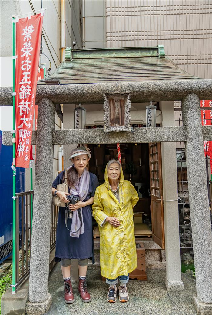 CaNoW_母ゆかりの土地、神田と中野を巡る2日間