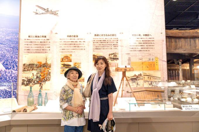 CaNoW_002_中野区民俗資料博物館にて